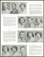 1951 Camden High School Yearbook Page 106 & 107