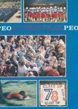 1978 Yearbook Central High School