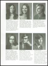 1972 Taconic Hills High School Yearbook Page 16 & 17