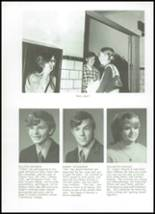 1972 Taconic Hills High School Yearbook Page 32 & 33