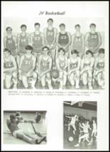1972 Taconic Hills High School Yearbook Page 110 & 111