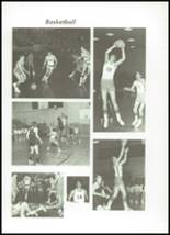 1972 Taconic Hills High School Yearbook Page 112 & 113