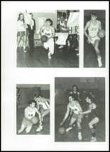 1972 Taconic Hills High School Yearbook Page 126 & 127