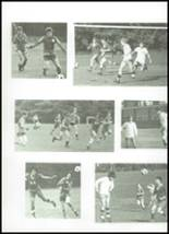 1972 Taconic Hills High School Yearbook Page 128 & 129