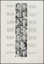 1938 Arlington High School Yearbook Page 26 & 27