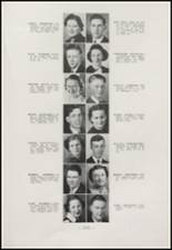 1938 Arlington High School Yearbook Page 28 & 29