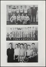 1938 Arlington High School Yearbook Page 40 & 41