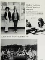 1975 North Forsyth High School Yearbook Page 68 & 69