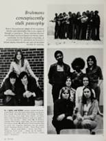 1975 North Forsyth High School Yearbook Page 70 & 71