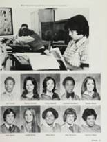 1975 North Forsyth High School Yearbook Page 100 & 101