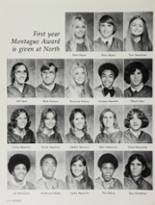 1975 North Forsyth High School Yearbook Page 116 & 117