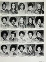 1975 North Forsyth High School Yearbook Page 124 & 125