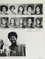 1975 North Forsyth High School Yearbook Page 128 & 129