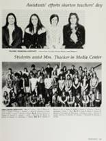 1975 North Forsyth High School Yearbook Page 152 & 153