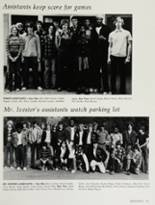 1975 North Forsyth High School Yearbook Page 154 & 155