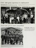 1975 North Forsyth High School Yearbook Page 156 & 157