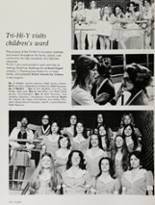 1975 North Forsyth High School Yearbook Page 168 & 169