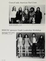 1975 North Forsyth High School Yearbook Page 170 & 171