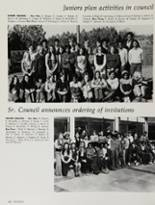 1975 North Forsyth High School Yearbook Page 172 & 173