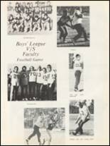 1972 San Pedro High School Yearbook Page 18 & 19