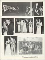 1972 San Pedro High School Yearbook Page 20 & 21