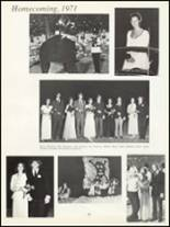 1972 San Pedro High School Yearbook Page 24 & 25