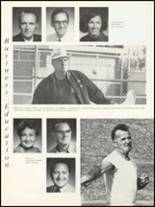 1972 San Pedro High School Yearbook Page 28 & 29