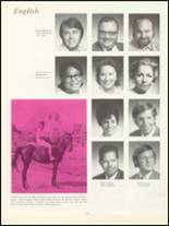 1972 San Pedro High School Yearbook Page 30 & 31