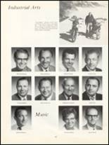 1972 San Pedro High School Yearbook Page 32 & 33