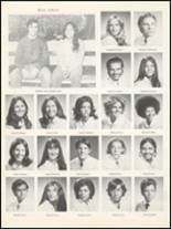 1972 San Pedro High School Yearbook Page 54 & 55