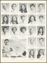 1972 San Pedro High School Yearbook Page 66 & 67