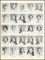 1972 San Pedro High School Yearbook Page 76 & 77