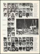 1972 San Pedro High School Yearbook Page 94 & 95