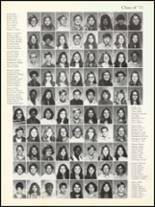 1972 San Pedro High School Yearbook Page 106 & 107