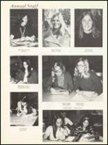 1972 San Pedro High School Yearbook Page 124 & 125