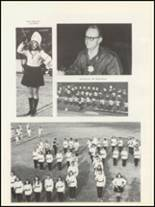 1972 San Pedro High School Yearbook Page 126 & 127