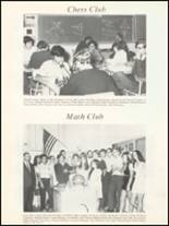 1972 San Pedro High School Yearbook Page 134 & 135