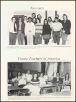 1972 San Pedro High School Yearbook Page 136 & 137