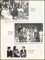 1972 San Pedro High School Yearbook Page 140 & 141