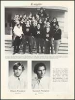 1972 San Pedro High School Yearbook Page 142 & 143