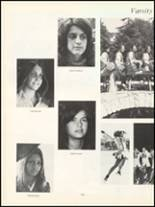 1972 San Pedro High School Yearbook Page 154 & 155