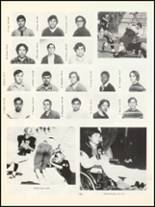 1972 San Pedro High School Yearbook Page 162 & 163