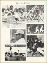 1972 San Pedro High School Yearbook Page 164 & 165