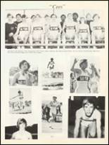 1972 San Pedro High School Yearbook Page 174 & 175