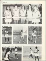 1972 San Pedro High School Yearbook Page 190 & 191