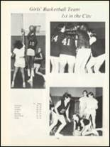 1972 San Pedro High School Yearbook Page 192 & 193