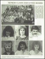 1986 Williamsport Area High School Yearbook Page 20 & 21