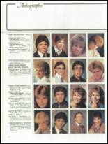 1986 Williamsport Area High School Yearbook Page 22 & 23