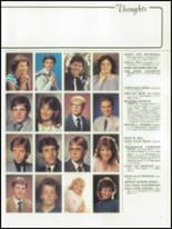 1986 Williamsport Area High School Yearbook Page 30 & 31