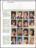 1986 Williamsport Area High School Yearbook Page 32 & 33